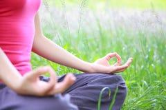 meditation Royaltyfri Foto