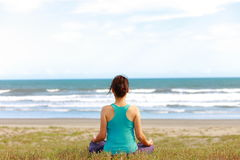meditation Royaltyfria Bilder