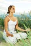 Meditation. Royalty Free Stock Photos