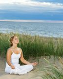 Meditation. Royalty Free Stock Image