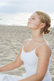 Meditation. Stock Photography