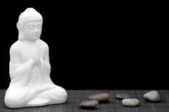 Meditation altar Stock Image