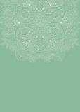 Meditation background with mandala. For your design Vector Illustration