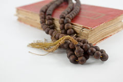 Meditation Beads Stock Images
