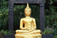 Meditation Buddha statue Royalty Free Stock Photos
