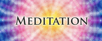 Meditation mandala Royalty Free Stock Photo
