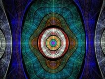 Meditation mandala Stock Photo