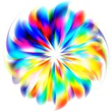 Abstract colorful design Stock Photo