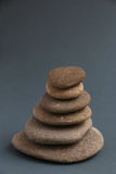 Meditation Rocks Stock Photography
