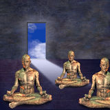 Meditation Room Stock Images