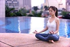 Meditation Series 2 royalty free stock photos