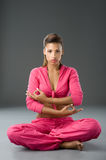Meditation time Royalty Free Stock Photos