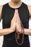 Meditation woman Royalty Free Stock Photos