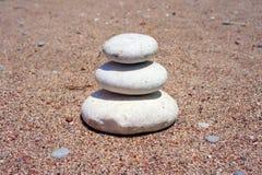 Meditation zen stones Stock Photography