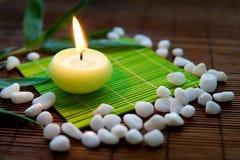 Meditationaufbau lizenzfreies stockfoto
