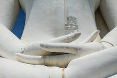 MeditationBuddha Royaltyfria Foton