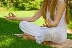 Meditationsonderkommando lizenzfreie stockfotos