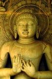 The meditative Buddha Stock Photos