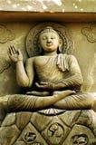 The meditative Buddha Royalty Free Stock Photography