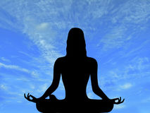 Meditaton Stock Images