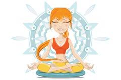 Meditazione Fotografia Stock Libera da Diritti