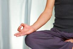 meditazione Fotografie Stock Libere da Diritti