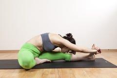 Meditazione di yoga Fotografie Stock