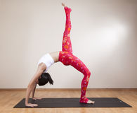 Meditazione di yoga Immagini Stock Libere da Diritti