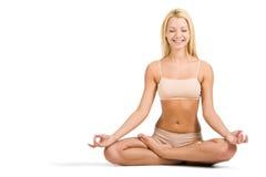 meditera Arkivbild