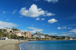 mediteranean好的天气 库存照片