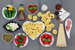 Mediteranean Cuisine Stock Photos