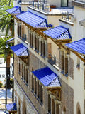 Mediteranean rooftops. Stock Photography