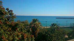 Mediteraneene海 库存图片