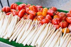 Mediteranian market Stock Image
