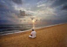 mediterat royaltyfri foto