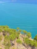 Mediterrâneo Foto de Stock