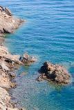 Het Eiland van Elba Stock Afbeeldingen