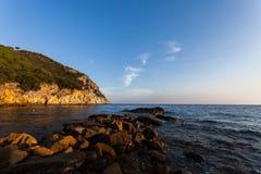 Het Eiland van Elba Royalty-vrije Stock Fotografie