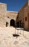 Mediterraan Huis Stock Afbeelding
