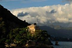 Mediterraan Kasteel Royalty-vrije Stock Foto's