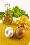 Mediterraan voedsel royalty-vrije stock foto