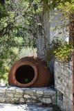Mediterran amphorae 免版税库存图片