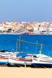 Mediterran coastal Royalty Free Stock Image