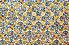 Mediterrane ceramisch Royalty-vrije Stock Foto