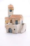 Mediterrane huisambacht Royalty-vrije Stock Afbeeldingen