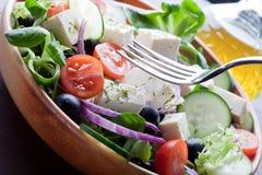 Mediterrane Keuken Royalty-vrije Stock Afbeeldingen
