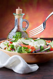 Mediterrane Keuken Royalty-vrije Stock Afbeelding