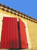 Mediterrane kleur Stock Afbeelding