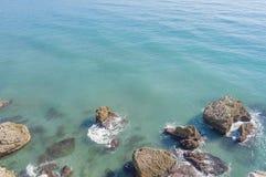 Mediterrane oceaan Royalty-vrije Stock Fotografie