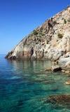 Mediterrane scène Royalty-vrije Stock Afbeelding
